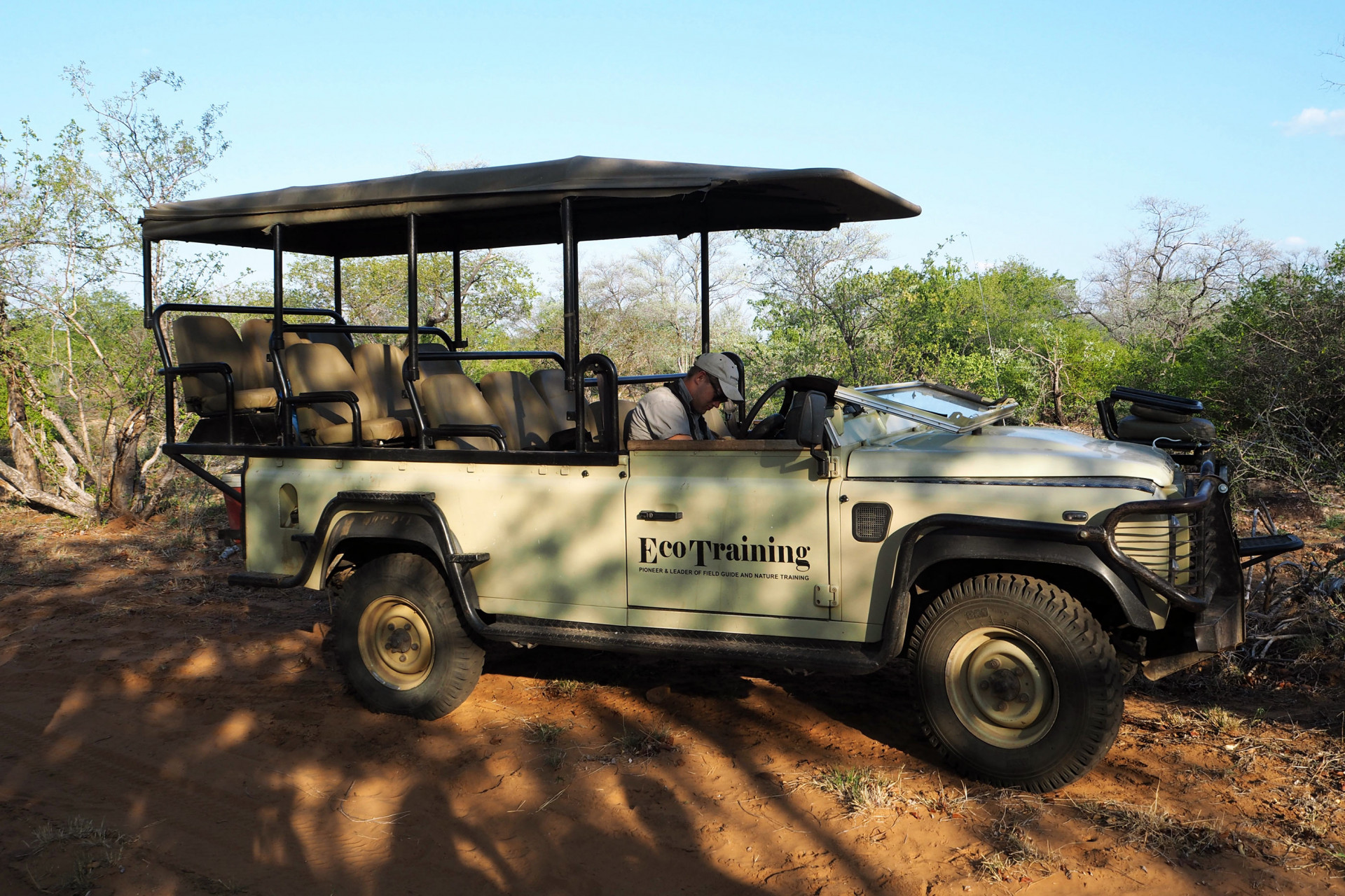 Ecotraining Jeep