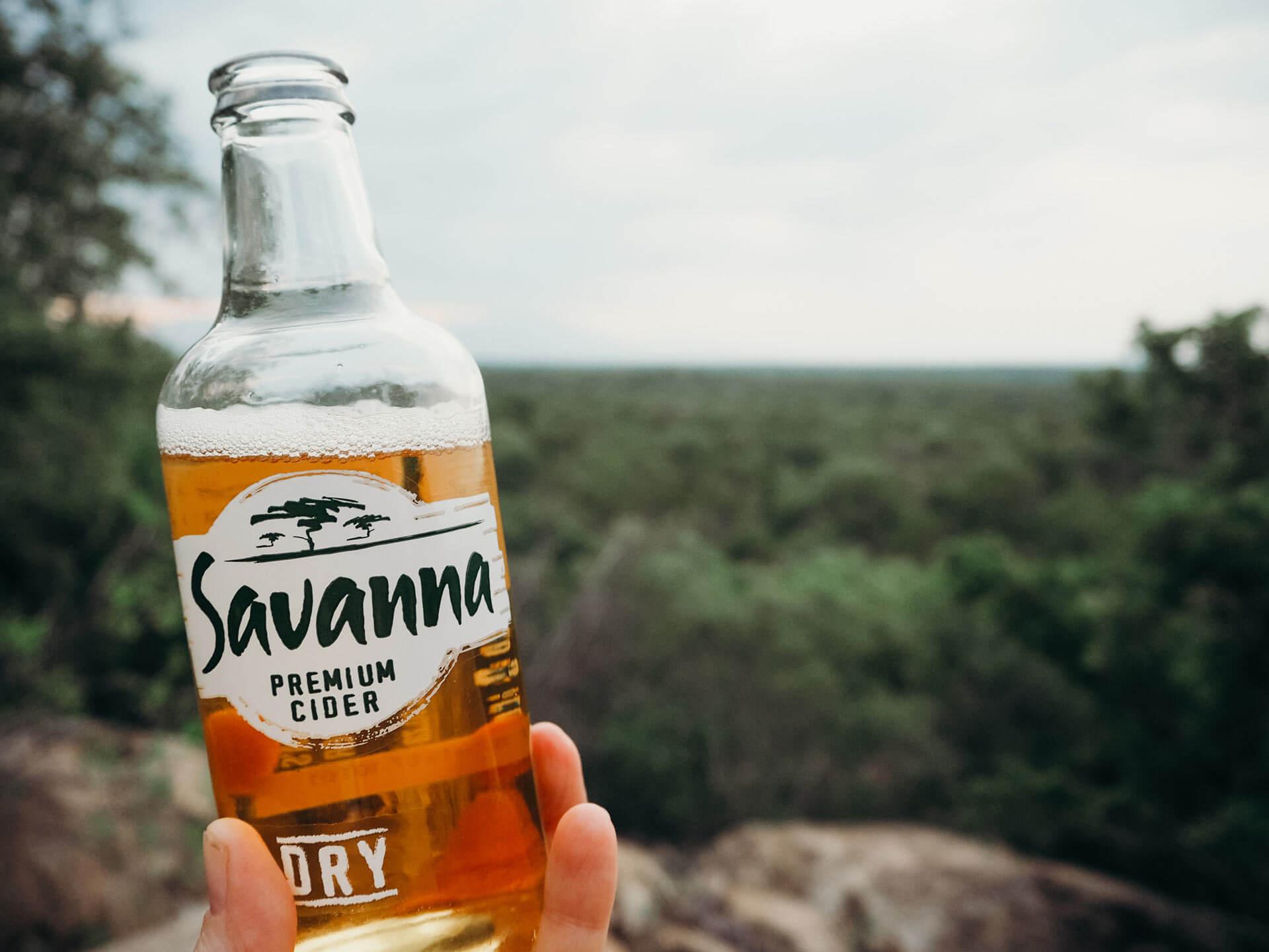 Savanna it is!