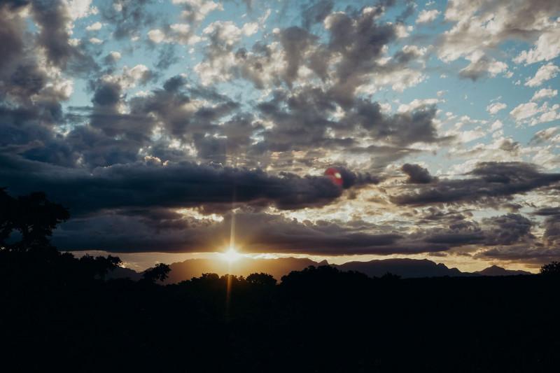 Sunset Karongwe